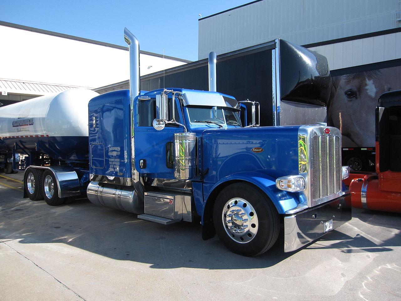 trucking rules